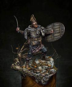 Dacian warrior