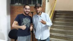 Otaguro e Vulgo Cabeça Projeto Autores & Livros no SESI Indaiatuba - 29/10/16