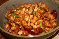 Im hoping this is as good as the Kung Pao chicken I had at PF Changs!    Theres been a lot of comments about this being salty.  You might want to omit the salt and use low salt ingredients.