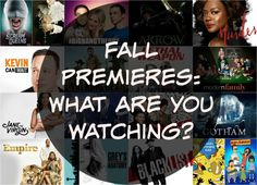 Fall 2016 Premieres: What are you watching? #FiOSNY ad