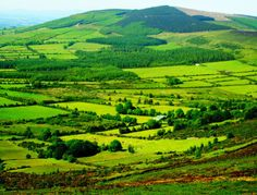 similar to home but with a way better accent. ... Ireland.