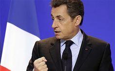 Ο Νικολά Σαρκοζί ζητά να επιστρέψει η Γαλλία στον έλεγχο επί των συνόρων της
