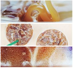 When carmel meets ice, things slow down and amazing things happen. #IcedCarmelMacchiato