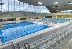 London Aquatics Centre in London designed by Zaha Hadid, is a fantastic place full of design inspirations. #designinspirations #architecture #zahahadid #architect #london #pool #fantasticbuilding
