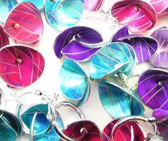 anodised aluminium jewellery