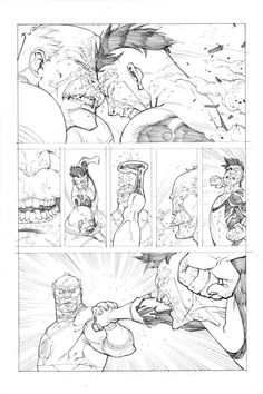 Invincible 62 page 18 by RyanOttley on deviantART