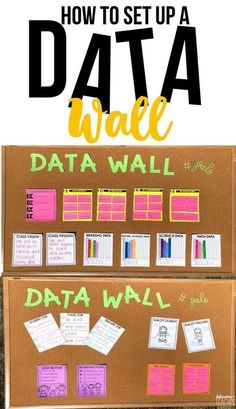 Idea: use this to track how many students have mastered a standard, and celebrate when we get on a standard. Top 10 lessons and read alouds for the first week of school to build your data wall and classroom community during back to school. print and go Data Bulletin Boards, Data Boards, Elementary Bulletin Boards, Elementary Schools, Upper Elementary, Middle School Classroom, New Classroom, Classroom Community, Classroom Ideas