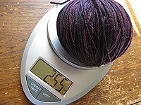 Very Useful Info On How To Determine Yardage Of A Partially Used Skein.