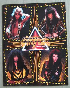 Stryper! Loved that album.