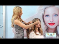 Flip in hair extensions dont clip in flip in style hair halo couture hair extensions youtube pmusecretfo Choice Image