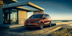 Volkswagen - Sharan on Behance