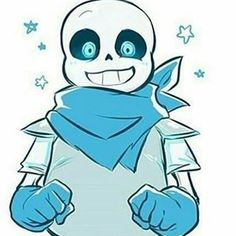 Sans - Underswap   //Hes so cute and innocent