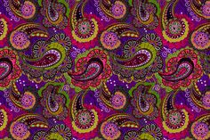 Paisley seamless pattern by Sunny_Lion on @creativemarket
