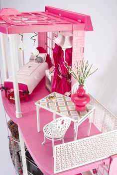 Charitybuzz: The One and Only, Jonathan Adler Barbie® Dream House - Lot 109504