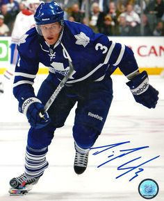 Dion Phaneuf Signed 8x10 Photos are available on our website for $59! http://www.memorabiliastar.com/apps/webstore/products/show/5247760