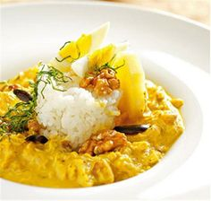 """Aji de gallina... ever since I saw this on """"Best Thing I Ever Ate"""" I have been obsessed"""