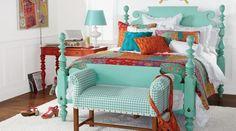 8 Bohemian Chic Teen Girl's Bedroom Ideas - Interioridea.net