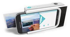 Phone case prints selfies?