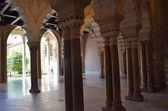 Ocio Inteligente: para vivir mejor: Lugares (25): Zaragoza (2). Palacio de la Aljafería y Acuarium.