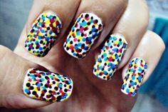 7 best Crazy Nail Designs images on Pinterest | Fingernail designs ...