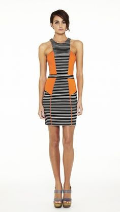 the yacht club dress front$159