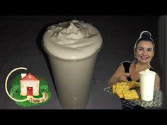 COMO FAZER REQUEIJÃO CASEIRO EM 5inco minutos sem amido de milho Culinária em Casa - YouTube What To Cook, Glass Of Milk, Low Carb, Cooking, 1, Food, Videos, Youtube, Cassava Cake