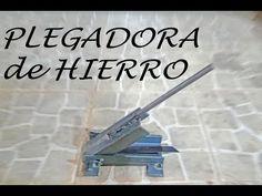 PLEGADORA DE HIERRO, pequeña pero poderosa.... - YouTube