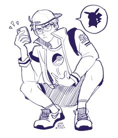 Aph America is a major pokemon hunter