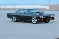 Plymouth GTX - one of my favorites here!