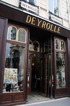 deyrolle ~ paris ~ wonderful vintage taxidermy, insect specimens, scientific items on rue du bac