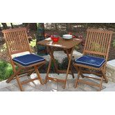 Found it at Wayfair - 3 Pieces Bistro Dining Set