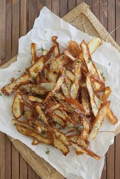 crispy potato strips recipe