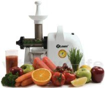 Lexen Easy Health Electric Juicer - Live Enzyme Juicer