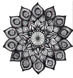 Mandala by Marisuccubus on DeviantArt