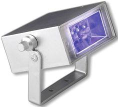 LED Schwarzlicht Stroboskop