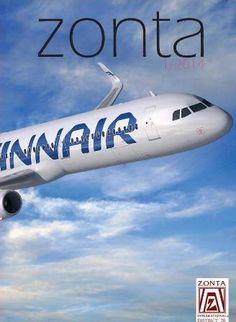 Zonta.fi - ZID20 Piirin Zontalehti Finland, Aircraft, Vehicles, Aviation, Car, Planes, Airplane, Airplanes, Vehicle