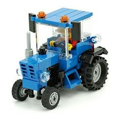 Lego Projects, Projects For Kids, Lego Truck, Bday Cards, Cool Lego Creations, Lego Design, Lego Instructions, Lego Duplo, Lego Building