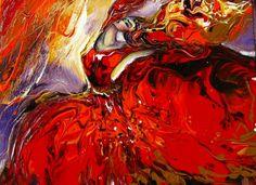 Marianna Mikhaylyan Intensite Christmas Gifts, Gift Ideas, The Originals, Painting, Art, Woman, Holiday Gifts, Christmas Presents, Painting Art