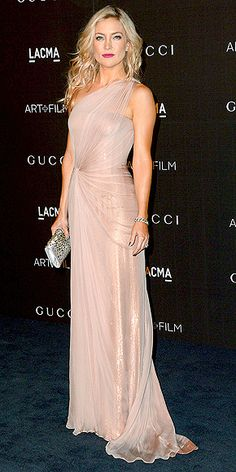 Kate Hudson in Gucci at LACMA Gala