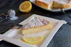 Recette de gâteau magique au citron