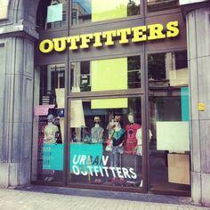 Urban Outfitters in Antwerpen, Antwerpen