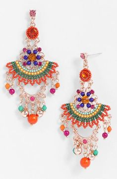Loving this Cara Chandelier Earrings available at #Nordstrom