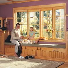 We'll walk through the steps needed to install a bow window, which will give your room a lot of natural light and a spacious feel. The new window will also update the look of your house.