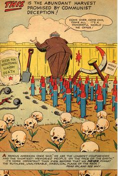 Anti-communist comic.
