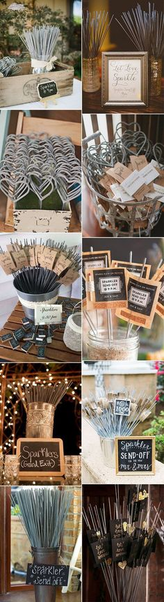 sparklers send off wedding ideas for 2018