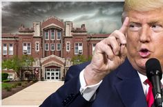 Schools, lies and Donald Trump: Teachers must resist emulating our fact-challenged president