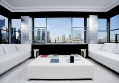5th Avenue Penthouse in New York deaigned by Joseph Dirand