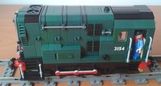 Power Functions 08 BR Shunter | I'll call this finished now … | Flickr