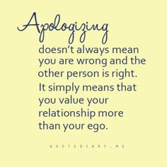is your ego too big?