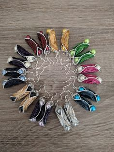 Originale and unique Nespresso Kaffee Kapseln recycling Recycling-Schmuck-Ohrringe. Hobbies And Crafts, Diy And Crafts, Arts And Crafts, Recycled Jewelry, Recycled Art, Coffee Filter Crafts, Recycling, Coffee Pods, Coffee Beans
